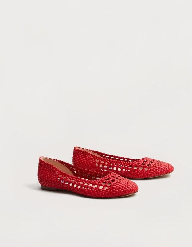 Chaussures Ballerines Mango