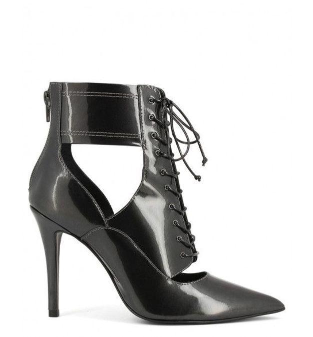 Chaussures sexy derbys à talons ajourées San Marina