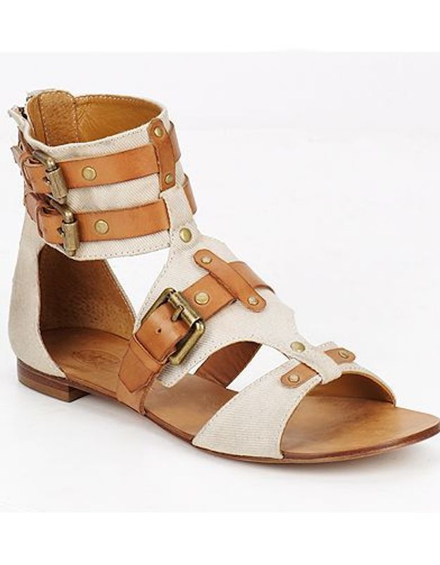 Mode guide shopping tendance accessoire chaussues sandales plates Ash