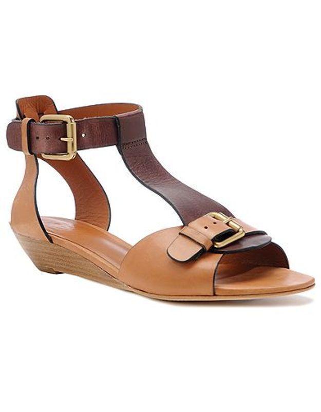 Mode guide shopping tendance accessoire chaussues sandales plates Pour  La Victoire