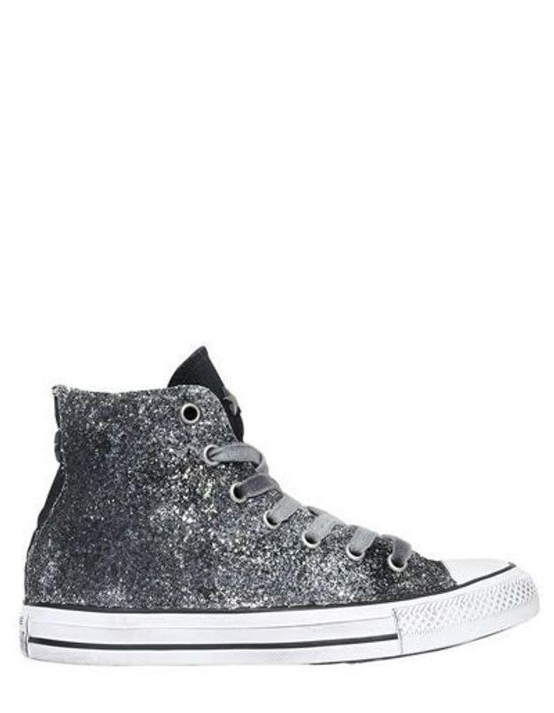 Chaussures à paillettes Converse