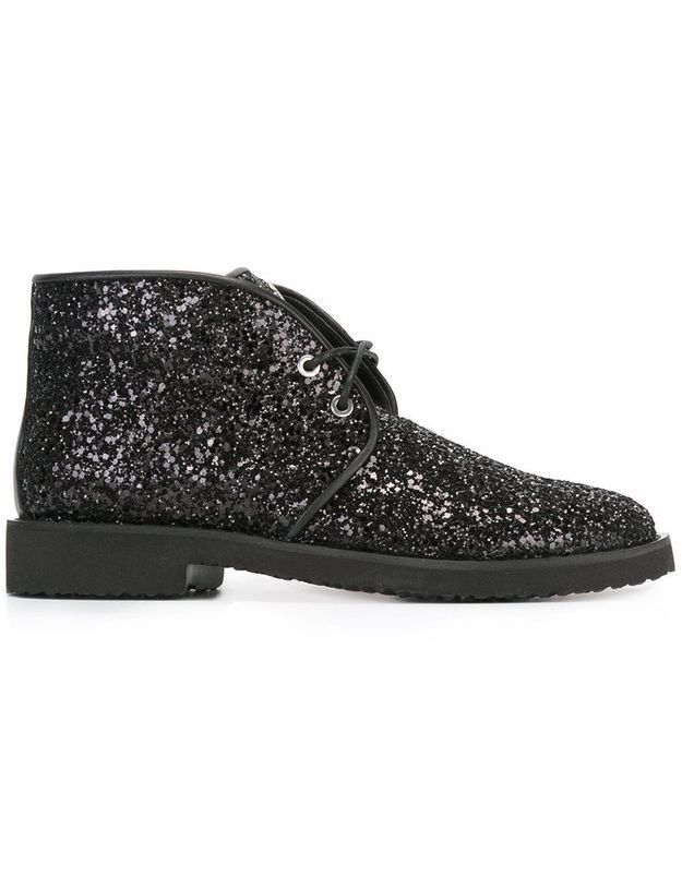 Chaussures à paillettes Guiseppe Zanotti Design