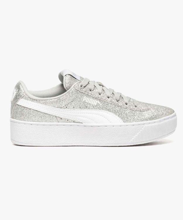 Chaussures à paillettes Puma sur Gémo