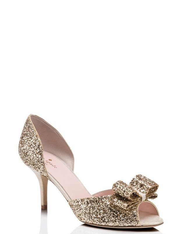 Chaussures à paillettes kate spade new york