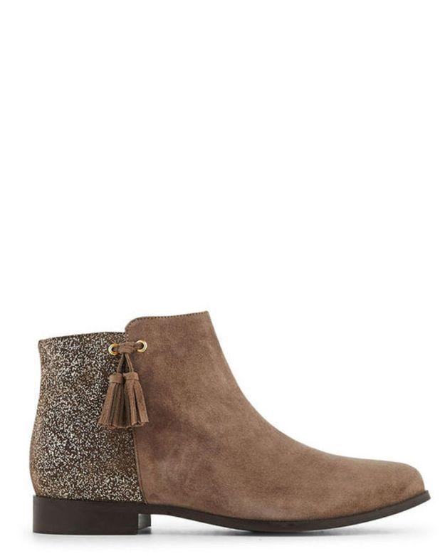 Chaussures à paillettes Minelli