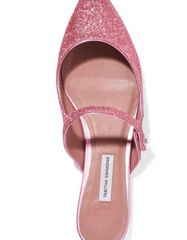 Chaussures à paillettes Tabitha Simmons