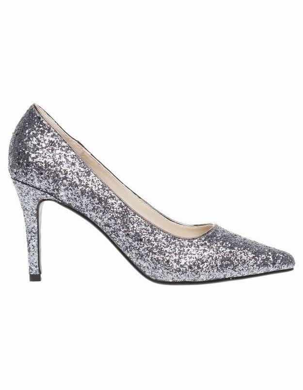 Chaussures à paillettes Tissaia