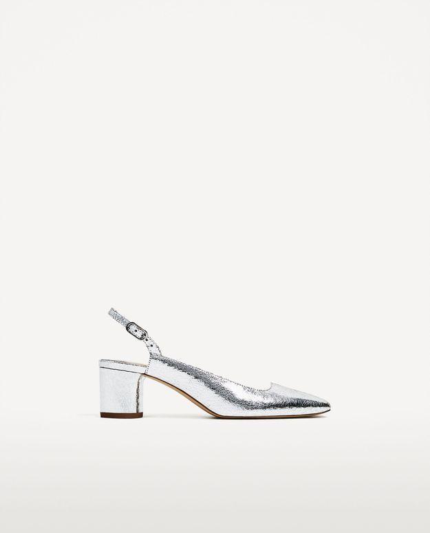 Chaussure d'été Zara