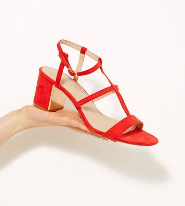 Chaussures de printemps Camaieu