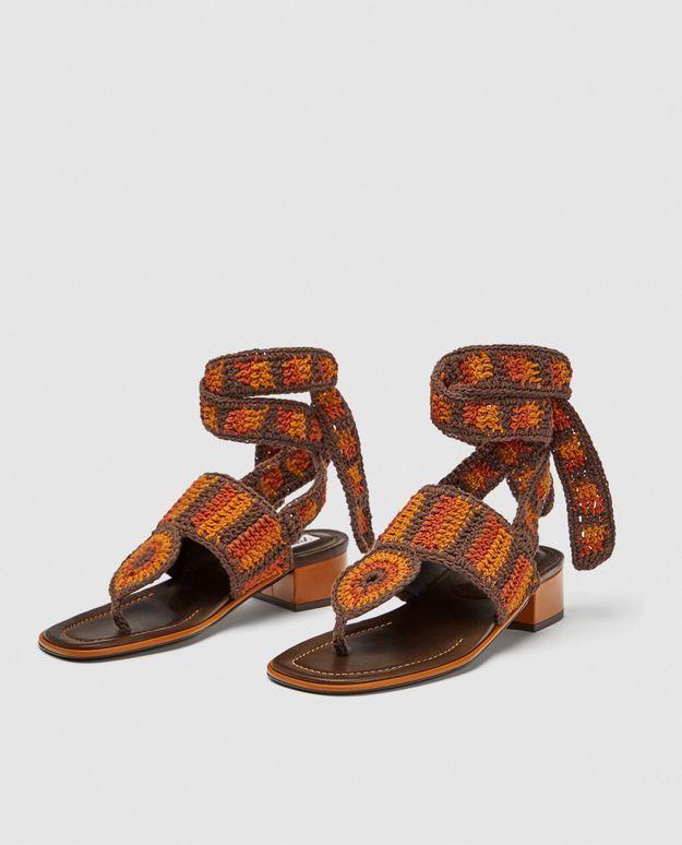 Chaussures de printemps Zara