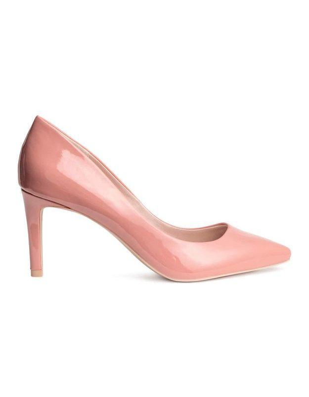 Escarpin rose H&M