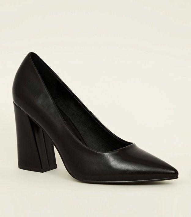 Escarpins noirs New Look