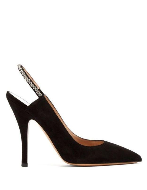 Escarpins noirs Valentino sur Matchesfashion