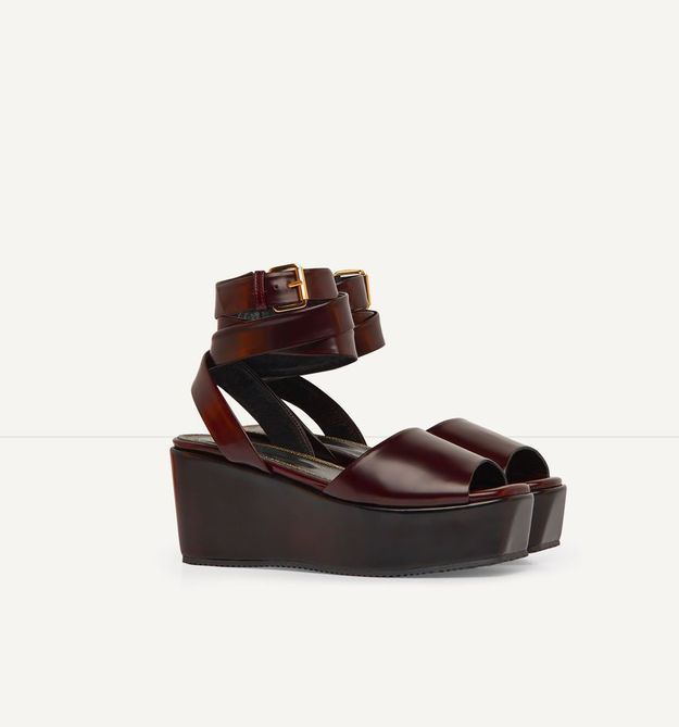 Grosses sandales Maje
