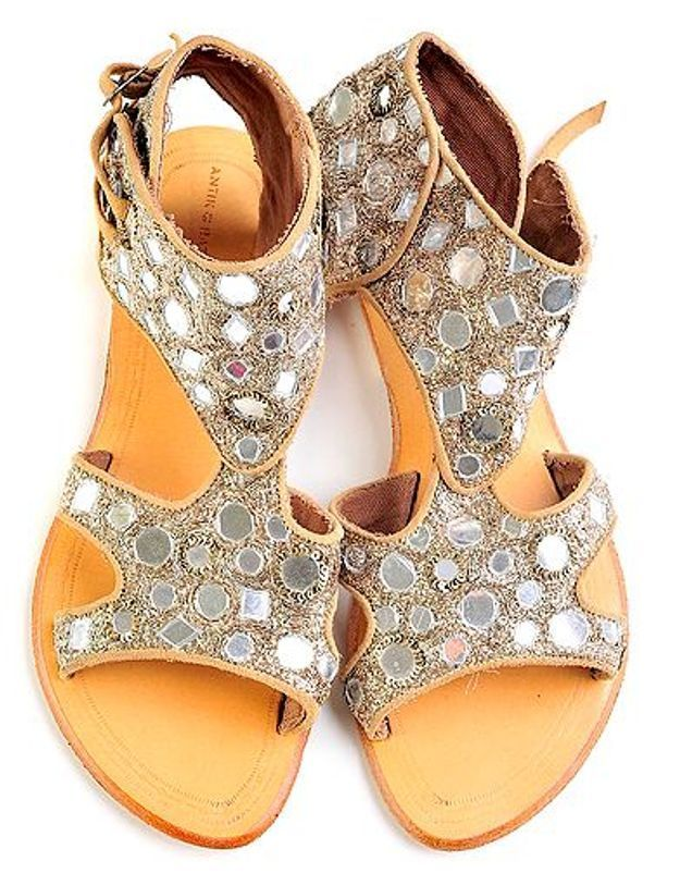 Mode guide shopping tendance accessoires chaussures sandales antik batik LUCINDA