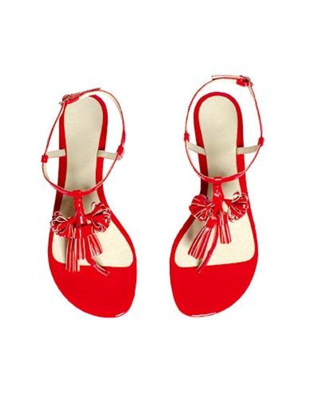 Mode guide shopping tendance accessoires chaussures sandales monoprix