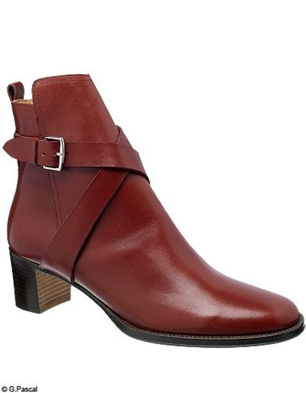 Mode guide shopping look tendance chaussures boots hermes