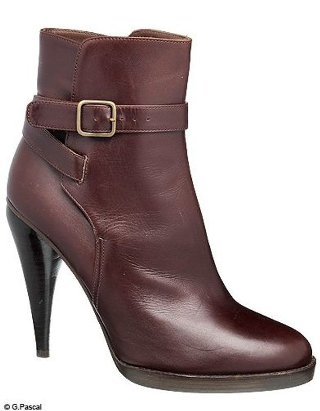 Mode guide shopping look tendance chaussures boots michel vivien