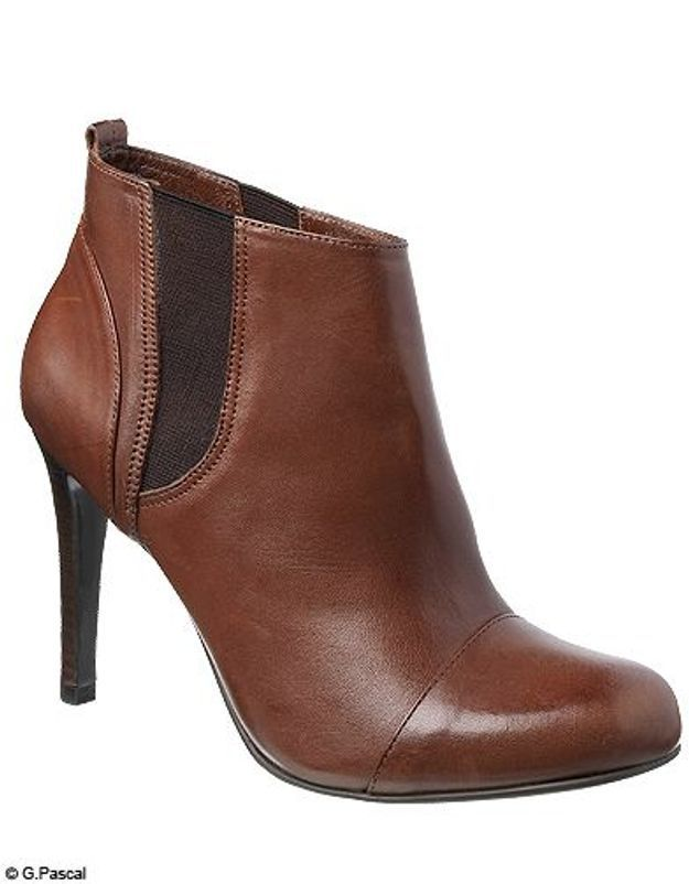 Mode guide shopping look tendance chaussures boots minelli