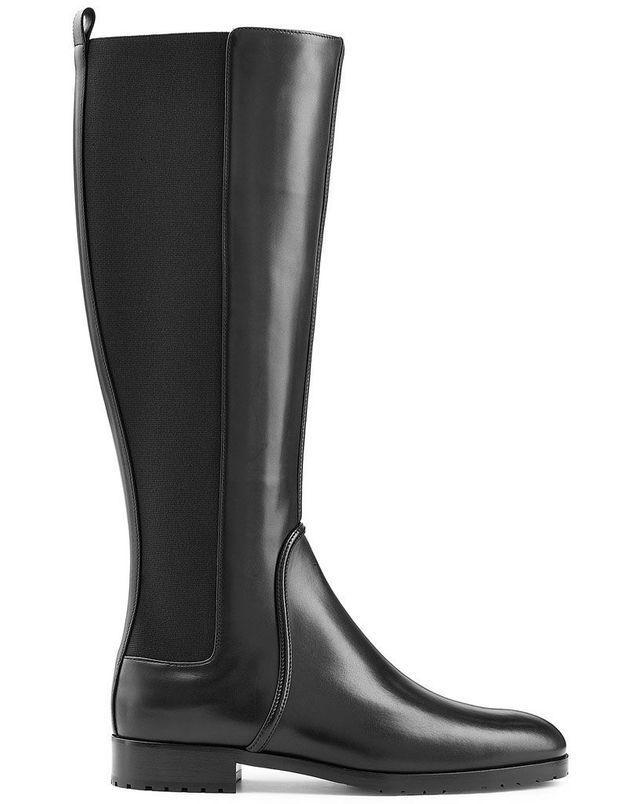Bottes de pluie de luxe Sergio Rossi