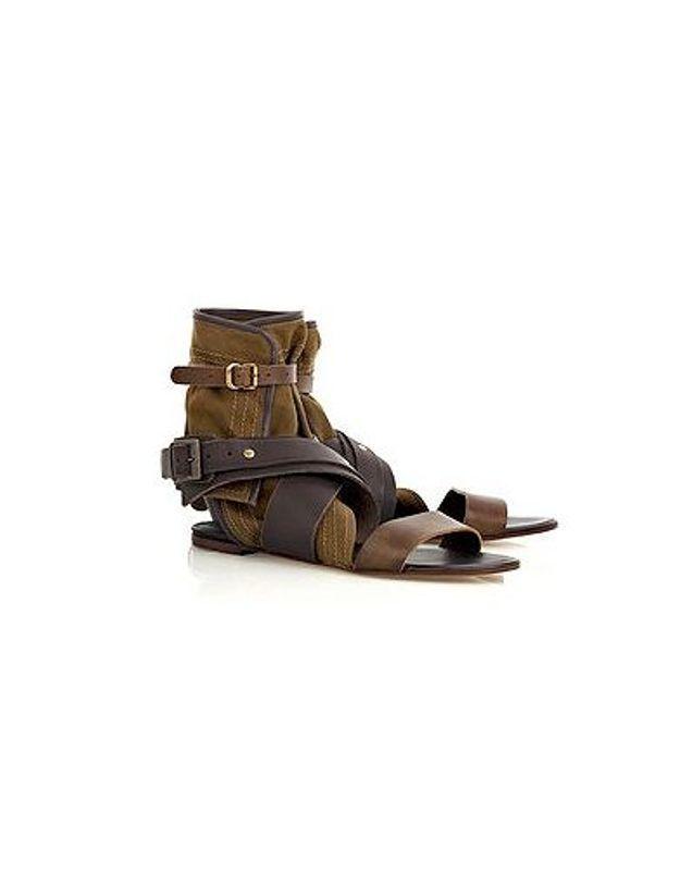 Mode acessoires chaussures neospartiates chloe