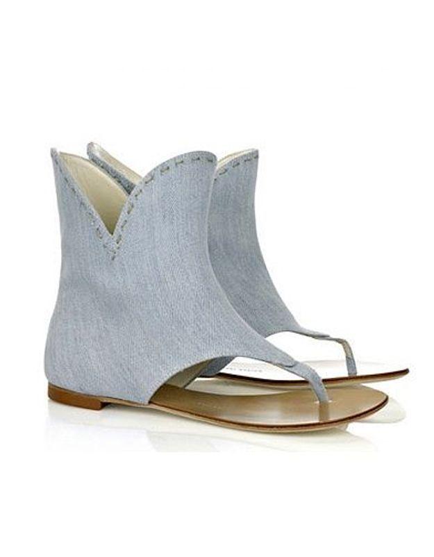 Mode acessoires chaussures neospartiates g zannoti
