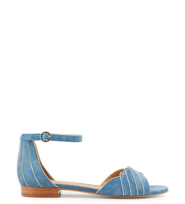Sandales plates Minelli
