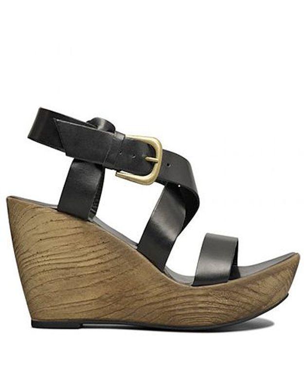 Mode guide shopping tendance chaussures talon bois minelli