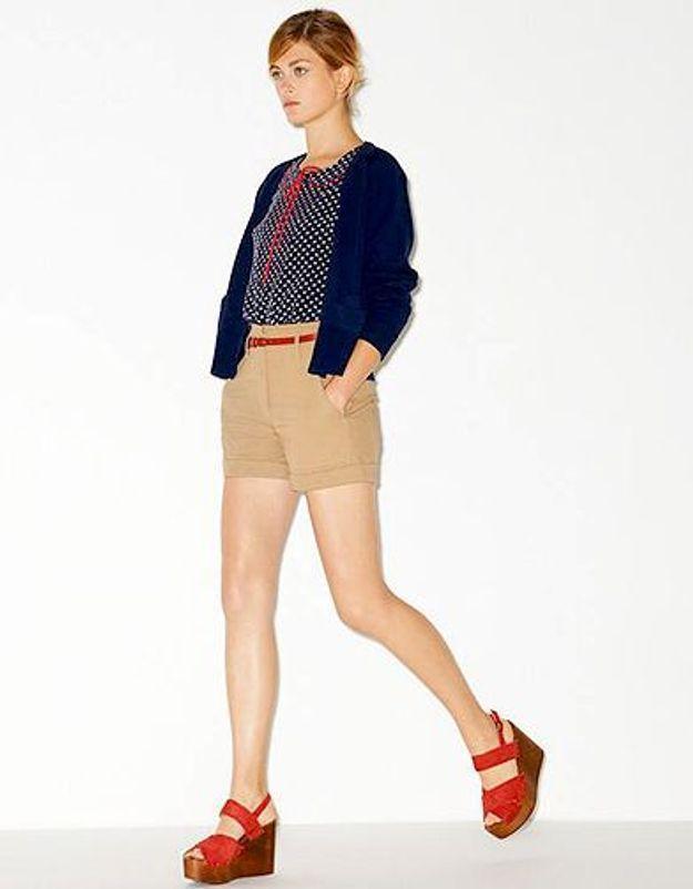 Mode guide shopping tendance chaussures talon bois sandro