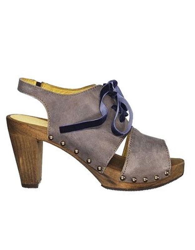 Mode guide shopping tendance chaussures talon bois sanita