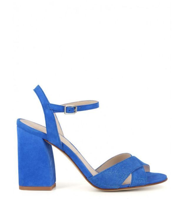 Sandales à talons San Marina