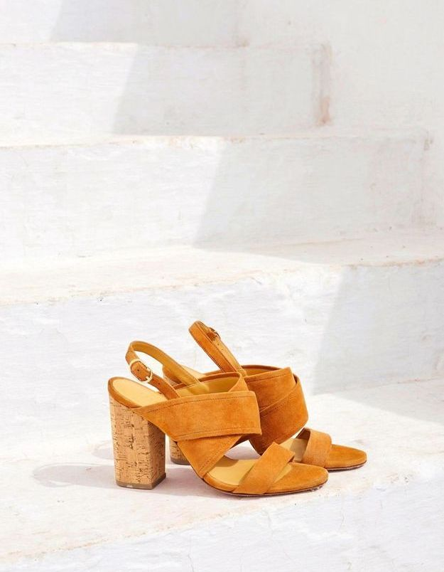 Sandales à talons Sézane