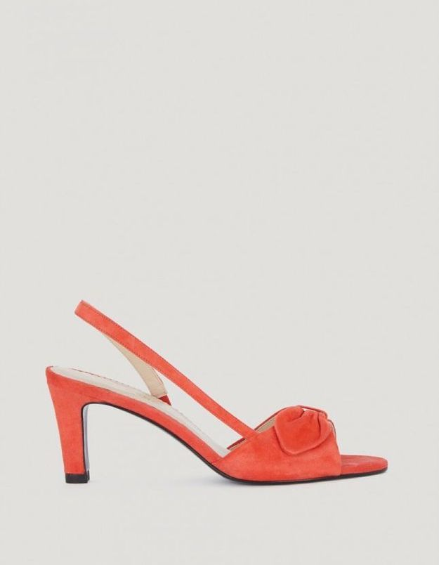 Sandales à talons Tara Jarmon