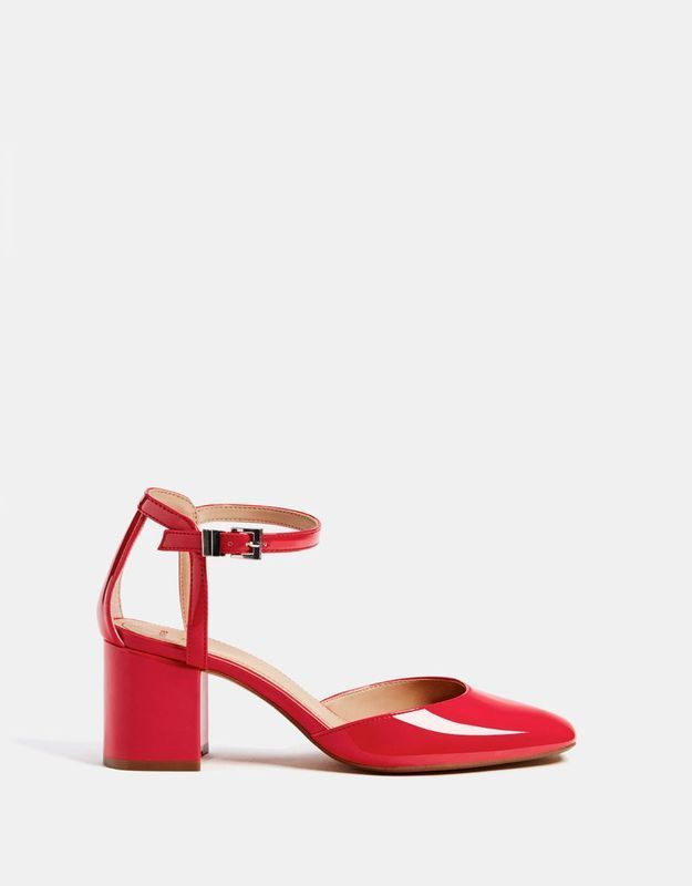 Chaussures soldées Bershka