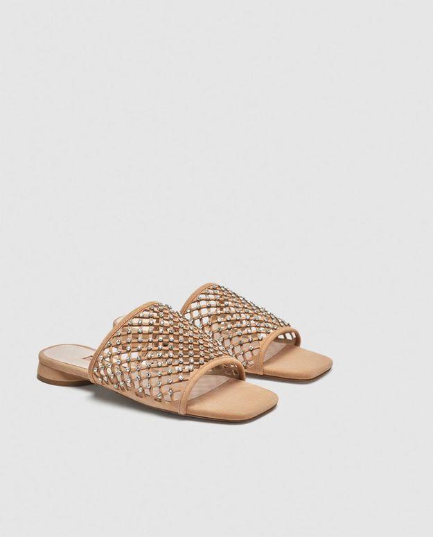 Chaussures Zara ajourées