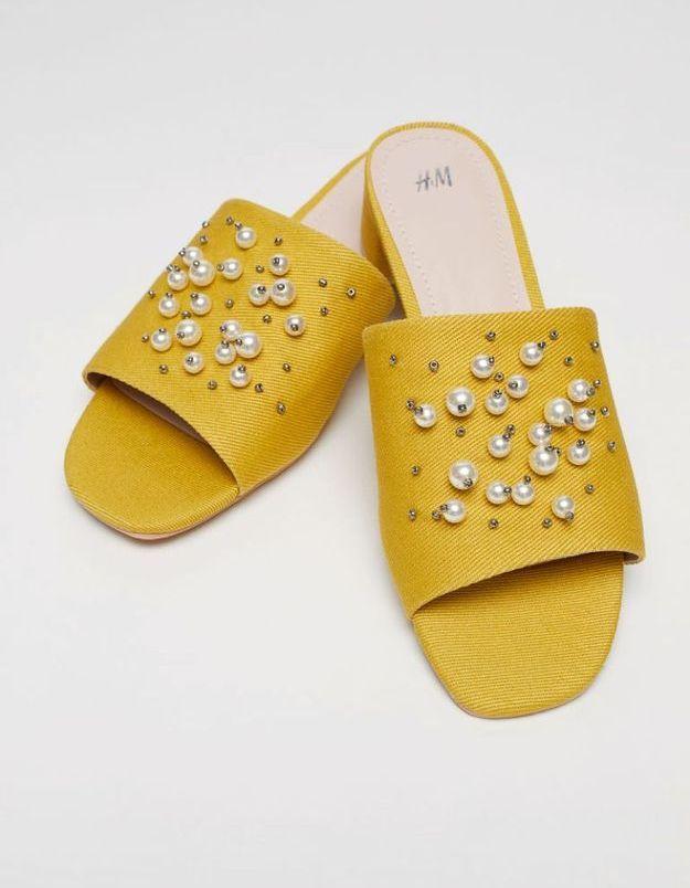 Sandales bijoux H&M