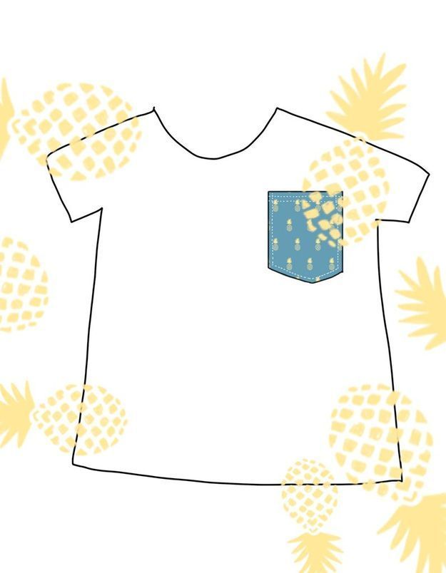 #DIY : Comment customiser un tee-shirt ?