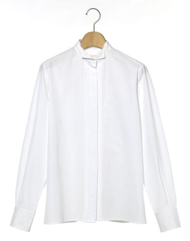 La chemise discrète