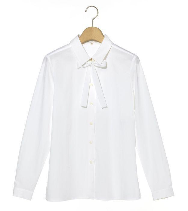La chemise nouée