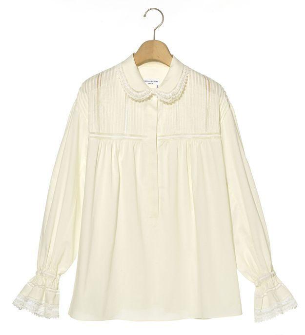 La chemise romantique