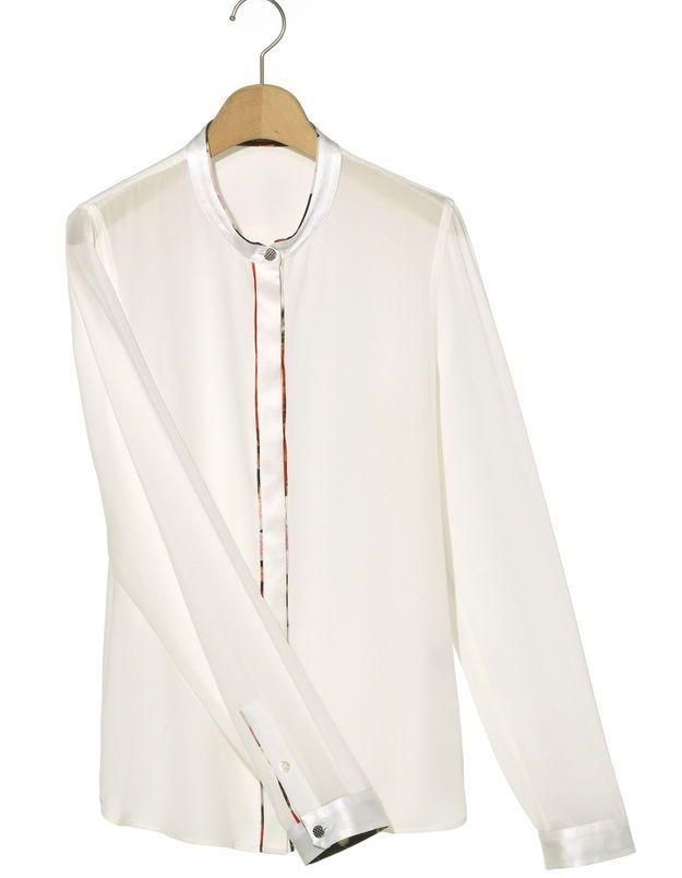 La chemise transparente