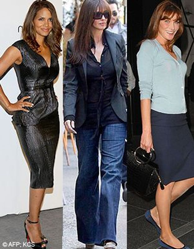 style vestimentaire glamour chic