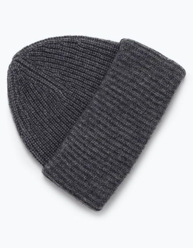 Bonnet en laine American Vintage
