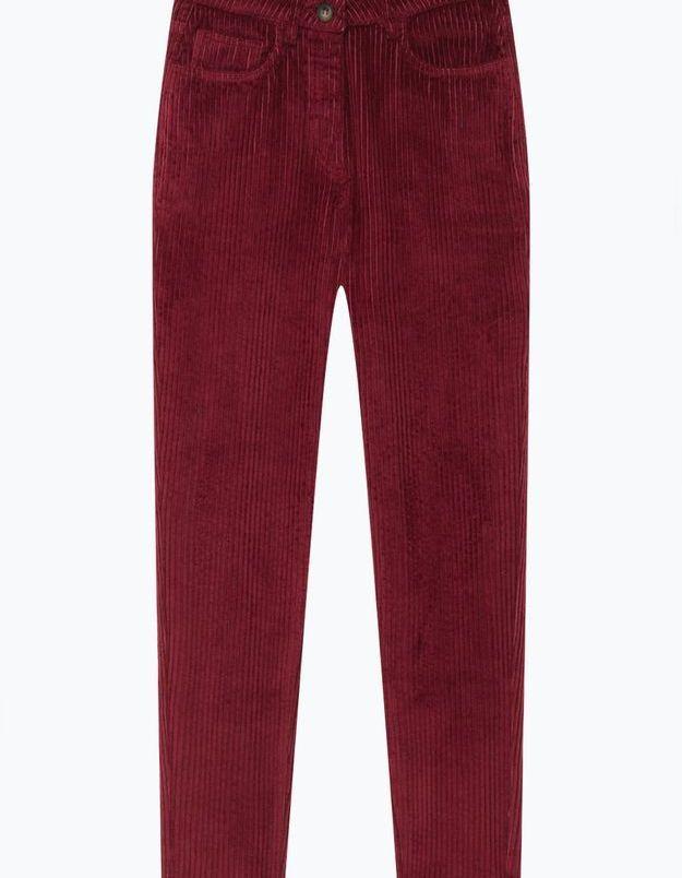 Pantalon en velours American Vintage