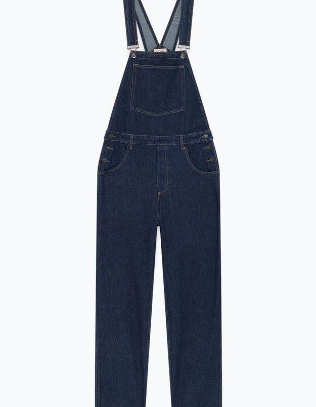 Salopette en jean American Vintage