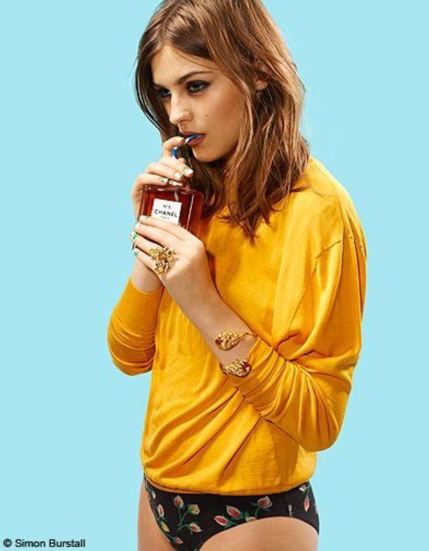 Mode joaillerie p152 Bijoux : l'or se fait pop !