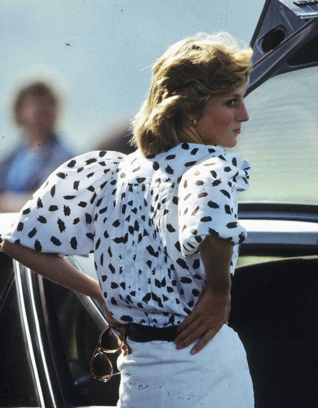 Cette pièce préférée de Lady Diana revient chez Zara