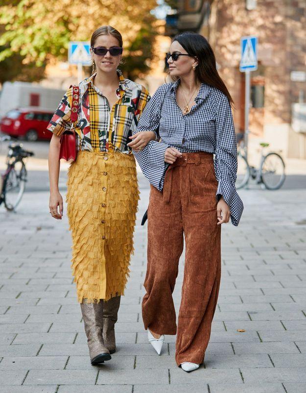Cette tendance des années 70 va envahir notre dressing cet automne