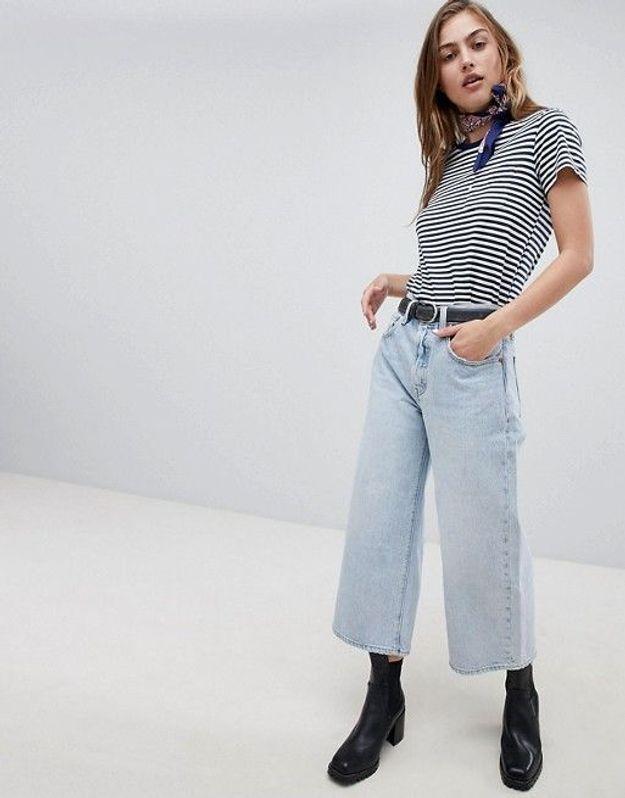 Un jean vintage
