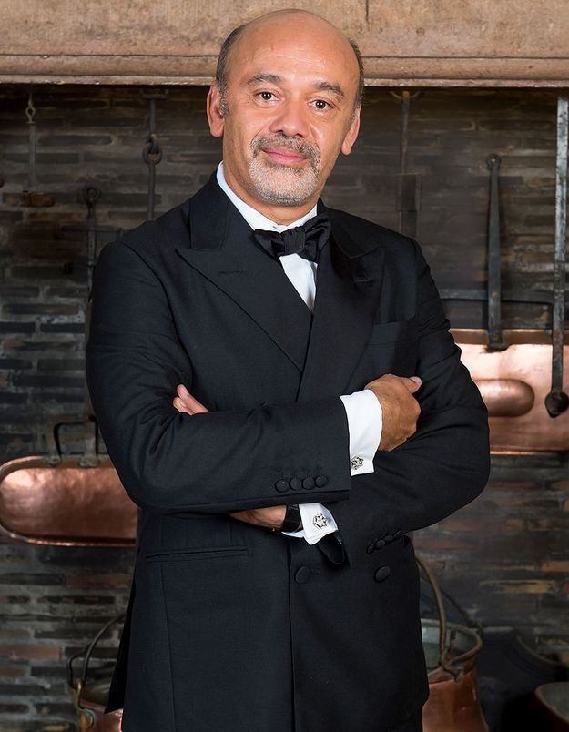 Comment marcher sur 12 cm : l'interview de Christian Louboutin